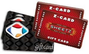 Turkey Hill and Sheetz Gift Cards
