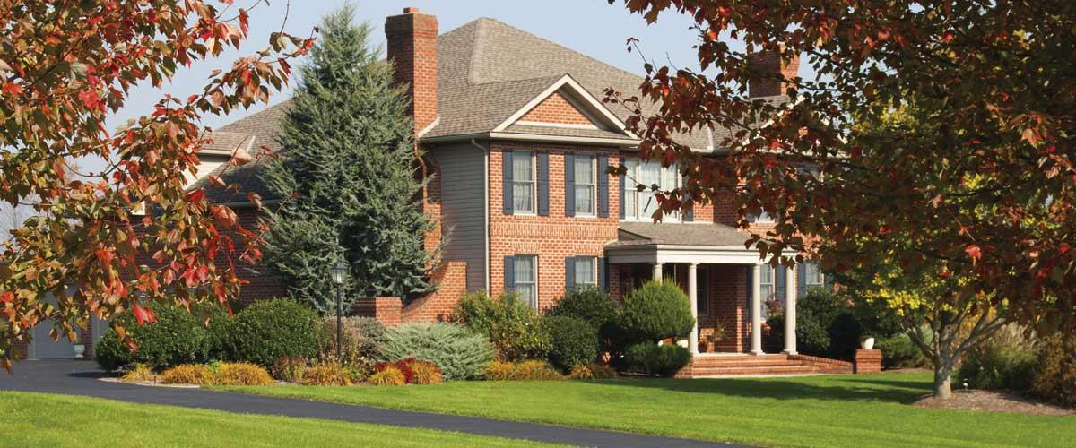Home Insurance Brick Home