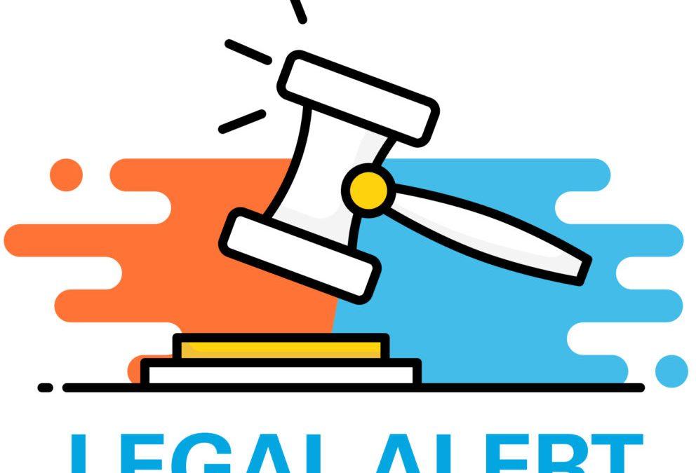 Legal Alert: Notice Requirements When Making Health Plan Design Changes
