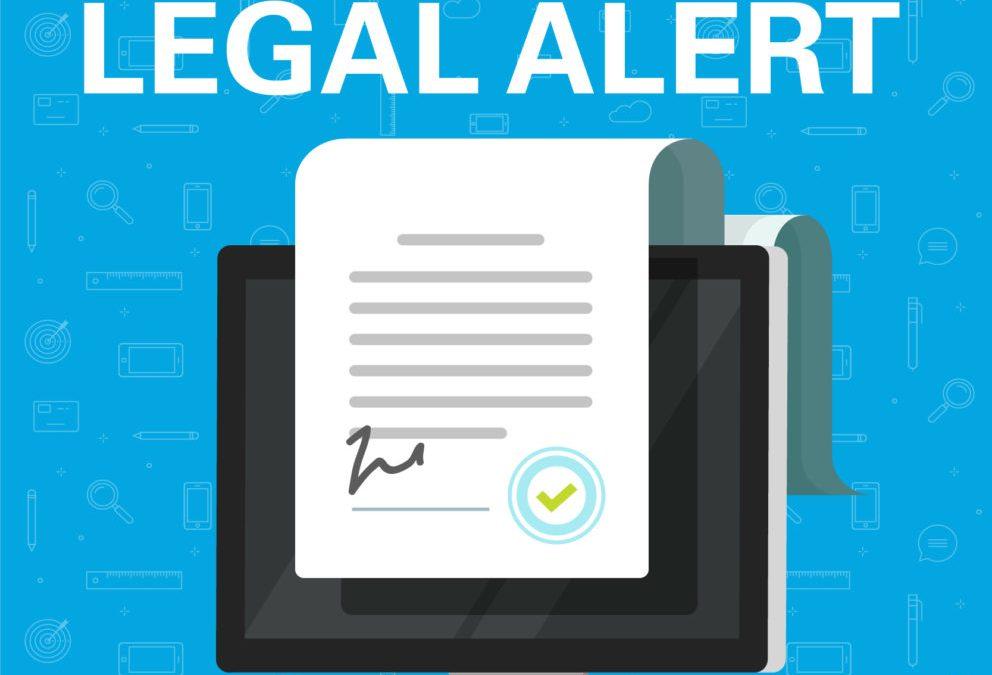 Legal Alert: FFCRA Employee Notice